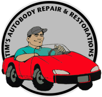 Tim's Auto Body, Car Repair & Classic Car Restorations, Ithaca NY Logo