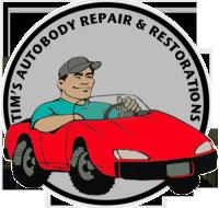 Tim's Auto Body, Car Repair & Classic Car Restorations, Ithaca NY Logo